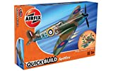 Picture Of Airfix Quick Build Spitfire Aircraft Model Kit
