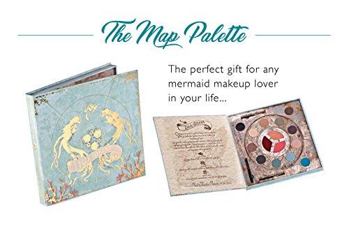 p drehbar Karte Palette (Fluch Der Karibik Make Up)