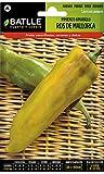 Batlle Gemüsesamen - Gelbe Paprika Ros von Mallorca (150 Samen)