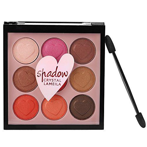 litter Lidschatten-Puder-Palette Matt Eyeshadow Cosmetic Makeupp ()