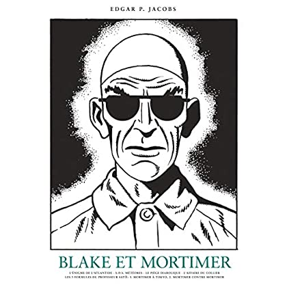 Blake & Mortimer - Intégrales - tome 8 - Intégrale tomes 7 à 12 (Collection Niffle)