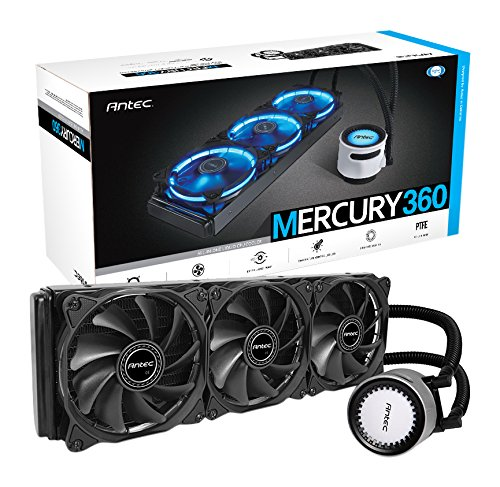 Antec Mercury 360 All-in-One Liquid CPU Cooler