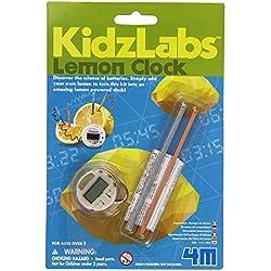 4M Kidz Labs Fare Un Orologio con Limone