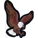 Parche, Parches Termoadhesivos,Parche Bordado Para la Ropa Termoadhesivo, Patch''Águila, águila ''