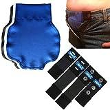 Ceinture de grossesse extensive pour les femmes enceintes - Transformer les jeans, pantalons, jupes et shorts en vêtements de maternité - 100% GARANTIE