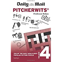 Daily Mail Pitcherwits – Volume 4 (The Daily Mail Puzzle Books)