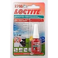 Loctite 2700 Henkel - Freinfilet Fort 5ml - LIVRAISON GRATUITE!