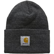 Amazon.it  Carhartt Acrylic Watch Hat - Grigio 8cc99e7429db