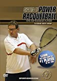 Secrets of Power Racquetball: Tips for Advanced Players by Marty Hogan