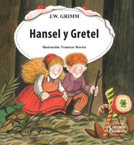 Hansel y Gretel por Jacob Grimm