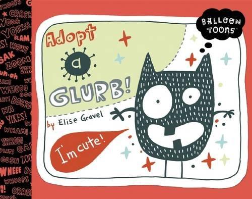 Balloon Toons: Adopt a Glurb!