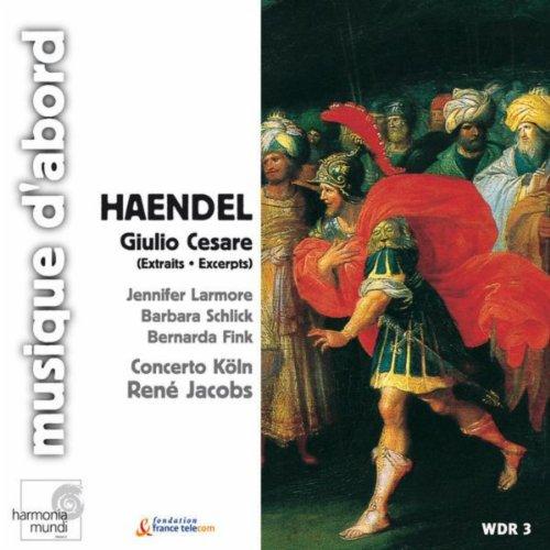 """Giulio Cesare, HWV 17: Act III, Scene 3, """"E pur cosi - Piangerò"""""""