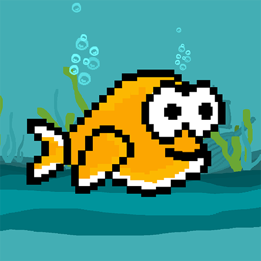 Flashy Fish! - The Flappy Fish of the Sea Game