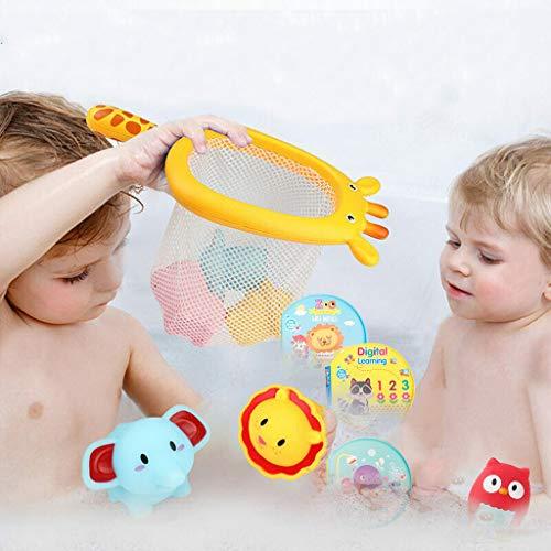 Mitlfuny Auto-Modell Plüsch Bildung Squishy Spielzeug aufblasbares Spielzeug im Freien Spielzeug,Bath Squirt Toys Weiche Wasserdichte Bücher Baby Lernen und Sound Bath Time Toys