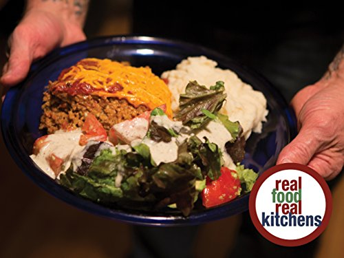 Real Food Real Kitchens – Vegan Comfort Food