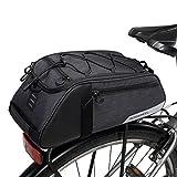 Roswheel Multifunktions Satteltasche Sitz Tasche Fahrrad Sport Outdoor Rear Seat Trunk Bag Zurück Schulter Handtasche