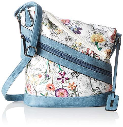 Rieker Damen H1113 Tasche, 9x32x28 cm