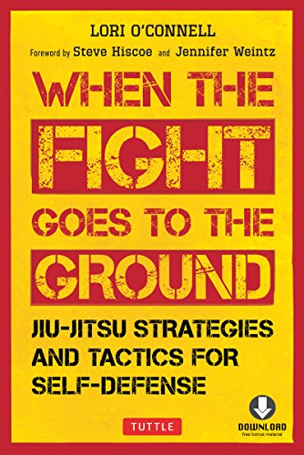 When the Fight Goes to the Ground: Jiu-Jitsu Strategies and Tactics for Self-Defense (Downloadable Media Included) (English Edition) PDF Books