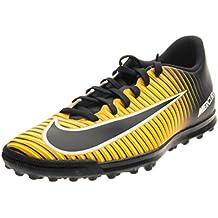 Nike Vapor velocit Turf FULMINE Scarpe da Ginnastica TF bianco nero taglie