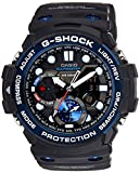 G-Shock Analog-Digital Black Dial Men's ...