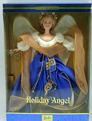 Barbie Collector # 28080 Holiday Angel - Barbie Holiday Angel