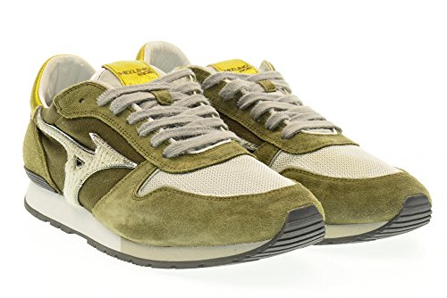 MIZUNO 1906 scarpe uomo sneakers basse D1GB174431 ETAMIN Verde Populares Precio Barato ry3Z5WFn