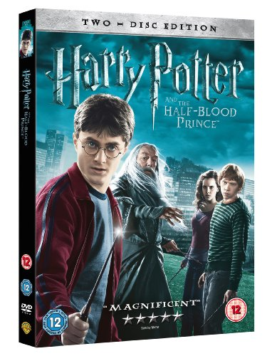 Harry Potter And The Half-Blood Prince (2 Dvd) [Edizione: Regno Unito] [Reino Unido]