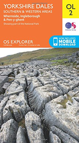 Yorkshire Dales South & Western (OS Explorer Map) Test