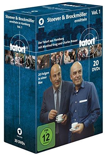 Kommissar Stoever Box (20 DVDs)