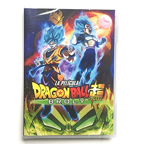 Dragon Ball Super: Broly La Pelicula DVD - SelectaVision
