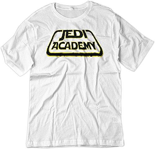 BSW Men's JEDI Academy Star Wars Lightsaber Shirt