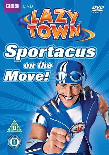 Sportacus On The Move