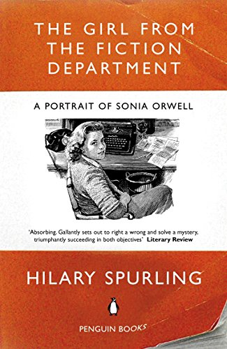 The Girl from the Fiction Department: A Portrait of Sonia Orwell (English Edition) Ivy Bone China