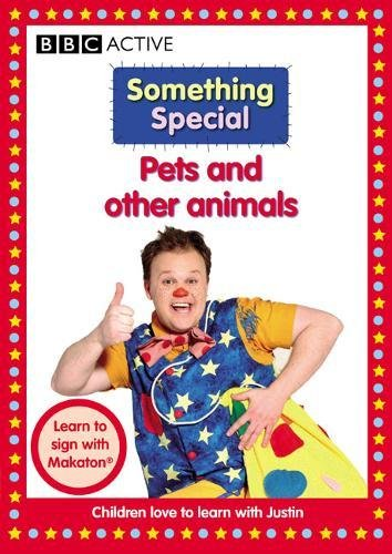 Something Special DVD: Pets & other animals