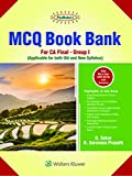 MCQ Bank for CA Final Group I