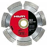 Hilti 2025184up-s 41/2Zoll x 7/8Zoll Segmentierte Diamant BLADE für Winkelschleifer