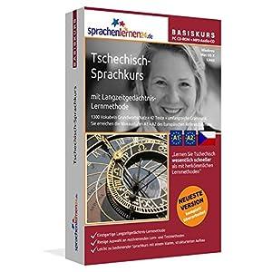 Sprachenlernen24.de Tschechisch-Basis-Sprachkurs: PC CD-ROM für Windows/Linux/Mac OS X + MP3-Audio-CD für MP3-Player. Tschechisch lernen für Anfänger.