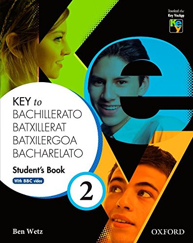 Key to bachillerato 2: student's book