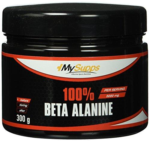 My Supps Beta Alanine, 1er Pack (1 x 300 g)