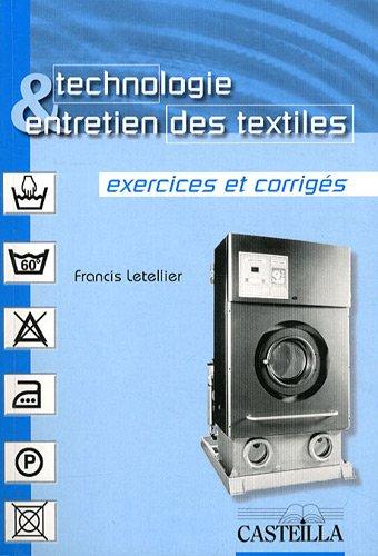 technologie-et-entretien-des-textiles-exercices-et-corrigs-cap