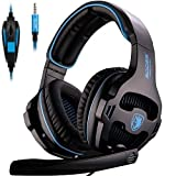 Best Sades PC Games - [Newly Updated Version] SADES 810S Stereo Gaming Headset Review