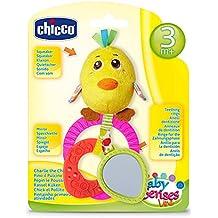 Chicco-00007650000000 Big & Small Sonajero, 0-6 Meses (00007650000000)