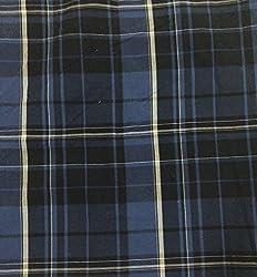 Dress fabric material for shirt for Men