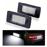 2 x LED kentekenplaatverlichting kenteken licht