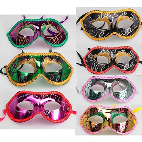 Maskerade Maske Partei Kostüm Kostüm Nacht Party Maske Kostüm Party ()