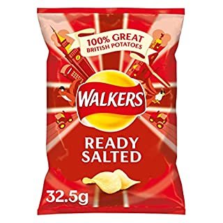 Walkers Ready Salted Crisps Case, 48 units x 32.5 g (B007BN4EJ2) | Amazon price tracker / tracking, Amazon price history charts, Amazon price watches, Amazon price drop alerts