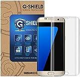 G-Shield Displayschutzfolie für Samsung Galaxy S7 Edge (G935F) Gebogene Hartglas Schutzfolie