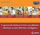 CD WISSEN Junior - TATORT GESCHICHTE - Sammel-Box - Abenteuer aus dem Alten Rom und Ägypten, 10 CDs -