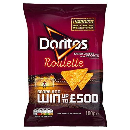 Doritos Roulette Würzigen Käse & Hot Chili 180G