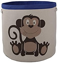 Boxmantra Large Laundry/Toy Storage Basket (Height: 45cm Width: 42cm)